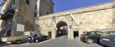Immagine del virtual tour 'Porta San Francesco - sec. XVI'